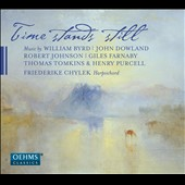 Keyboard Works by Byrd, Chylek, Dowland, Farnaby, Johnson, Purcell, Tomkins / Friederike Chylek, harpsichord