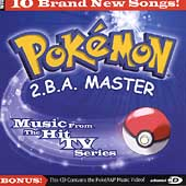 Original Soundtrack: Pokemon: 2.B.A. Master