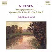 Nielsen: String Quartets Vol 2 / Oslo String Quartet