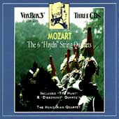 Mozart: The Haydn Quartets / The Hungarian Quartet
