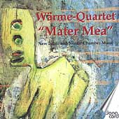 Mater Mea - New Baltic and Nordic Chamber Music / Wärme