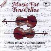 Danzi, Klengel, Romberg: Music for Cello Duo / Binney, et al
