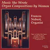 Music She Wrote - Organ Compositions by Women