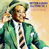 Various Artists: Jump the Boogie: Rhythm & Blues All Stars, Vol. 4