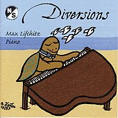 Diversions - Woollen, Fine, Bulow, et al / Max Lifchitz