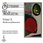 Strauss Waltzes Vol 2 - The Return of Horenstein