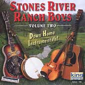 Stones River Ranch Boys: Down Home Instrumentals, Vol. 2