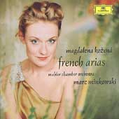 French Arias / Magdalena Kozena, Marc Minkowski, et al