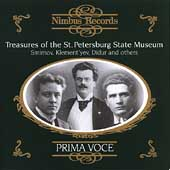 Prima Voce - Treasures of the St. Petersburg Museum