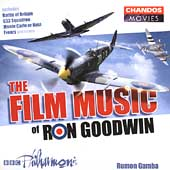The Film Music of Ron Goodwin / Rumon Gamba, BBC PO