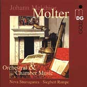 Molter: Orchestral & Chamber Music / Rampe, Nova Stravaganza