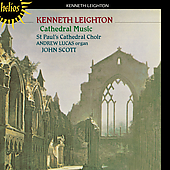 Leighton: Cathedral Music / Scott, St Paul's Cathedral Choir
