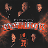Various Artists: The Very Best of Death Row [Clean] [Edited] [Digipak] [Remaster]