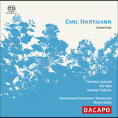 Hartmann: Concertos / Lintu, &#197;strand, Salo, Todorov, et al