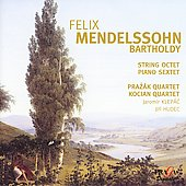 Mendelssohn: String Octet, etc / Prazak Quartet, et al