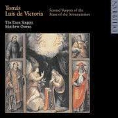 Victoria: Second Vespers / Owens, Exon Singers