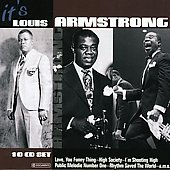 Louis Armstrong: It's Louis Armstrong [10 CD Set]