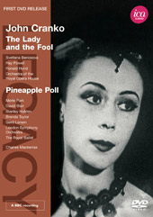 The Lady & The Fool and Pineapple Poll / Charles Mackerras [DVD]