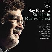 Ray Barretto: Standards Rican-ditioned