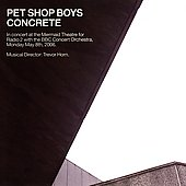 Pet Shop Boys: Concrete [UK]
