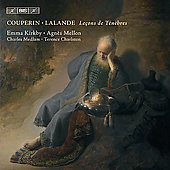 Couperin, Lalande: Le&#231;ons de t&#233;n&#232;bres / Kirkby, Mellon