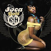 Various Artists: Soca Gold 2008 [CD/DVD]