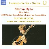 Laureate Series, Guitar - Marcin Dylla