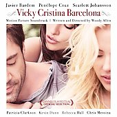 Original Soundtrack: Vicky Cristina Barcelona [Motion Picture Soundtrack]