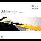 Hunnel, Beethoven: Diabelli Variations / Carmen Piazzini