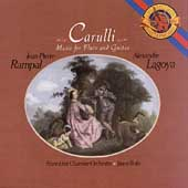 Carulli: Music for Flute & Guitar / Rampal, Lagoya