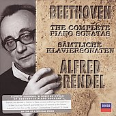 Beethoven: Complete Piano Sonatas / Alfred Brendel