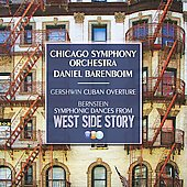 Gershwin: Cuban Overture; Bernstein: Symphonic Dances from West Side Story