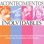 Various Artists: Acontemicientos Involvidables