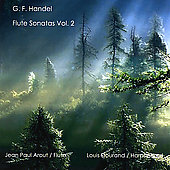 G. F. Handel: Flute Sonatas, Vol. 2