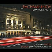Sergey Rachmaninov: Symphony No. 2; Vocalise