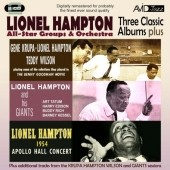 Lionel Hampton: Three Classic LPs