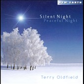Terry Oldfield: Silent Night, Peaceful Night *