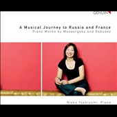 Musical Journey to Russia and France / Yoshizumi