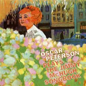 Oscar Peterson: Oscar Peterson Plays the Jimmy McHugh Songbook