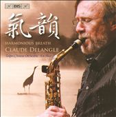 Harmonious Breath / Chinese saxophone concertos