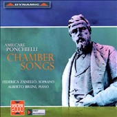 Amilcare Ponchielli: Chamber Songs