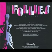 Follies In Concert / Carol Burnett, Liz Callaway, Barbara Cook, et al.