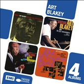 Art Blakey: A Night in Tunisia/Moanin/The Big Beat/Buhaina's Delight