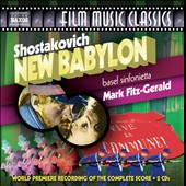 Shostakovich: New Babylon, film score (first complete recording)