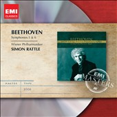Beethoven: Symphonies Nos. 5 & 6 / Simon Rattle, VPO