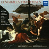 Les Graces Francoises: Music Of The French Baroque / Les Gr&#226;ces