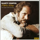 Marty Cooper: I Wrote a Song: The Complete 1970s Recordings *