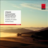Richard Strauss: Songs with Orchestra; Metamorphosen / Gundula Janowitz