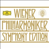 Vienna Philharmonic Symphony Edition - Haydn, Mozart, Beethoven, Schubert, Mendelssohn, Schumann, Brahms, Bruckner, Mahler, Sibelius, Shostakovich [50 CDs]