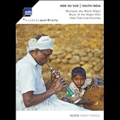 Various Artists: South India: Music of the Nilgiri Hills